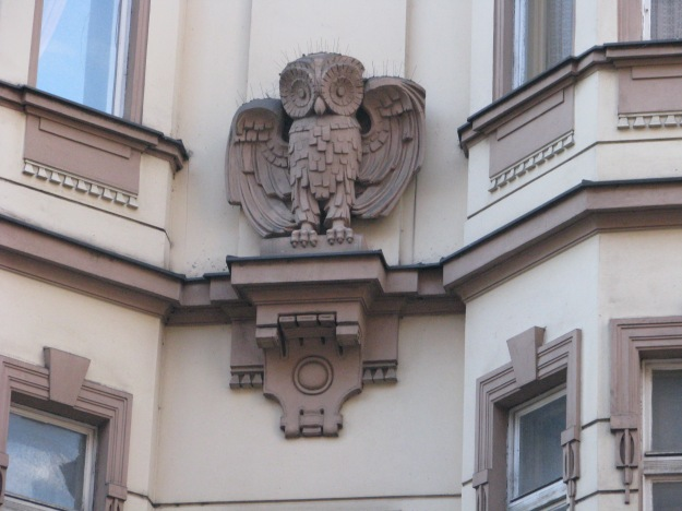 Prague Owl Blog