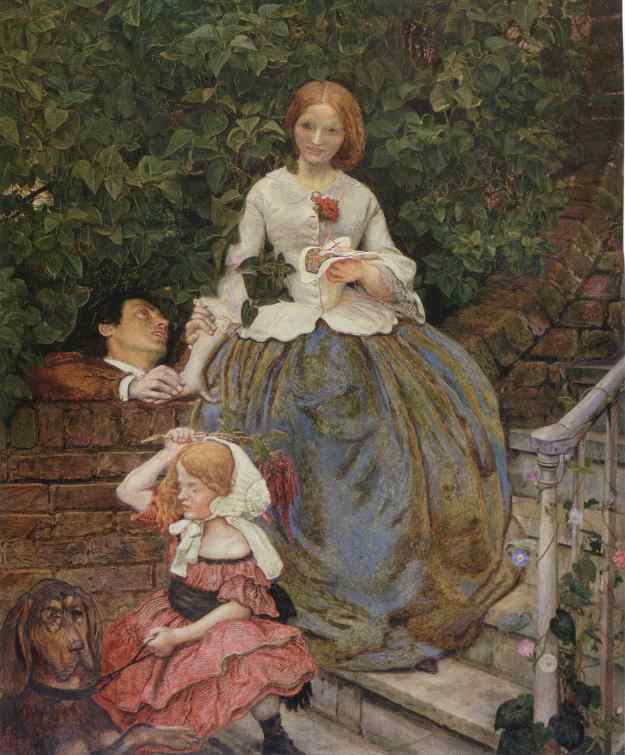 Stages of Cruelty by Ford Madox Brown