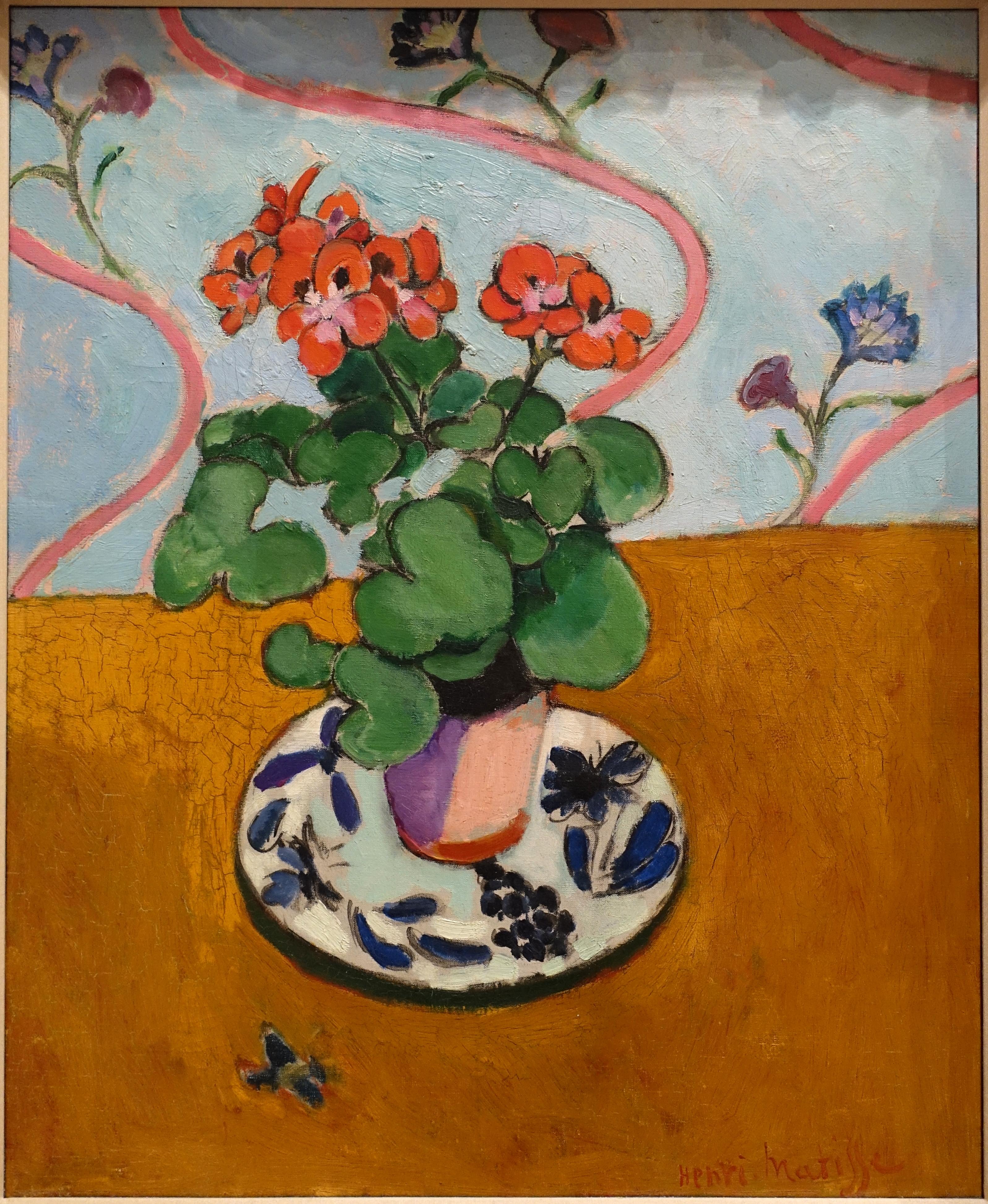 Картинки по запросу henri matisse geraniums