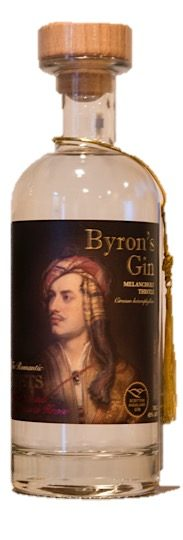 Photo One from http://speysidedistillery.co.uk/product/byrons-gin-melancholy-thistle/
