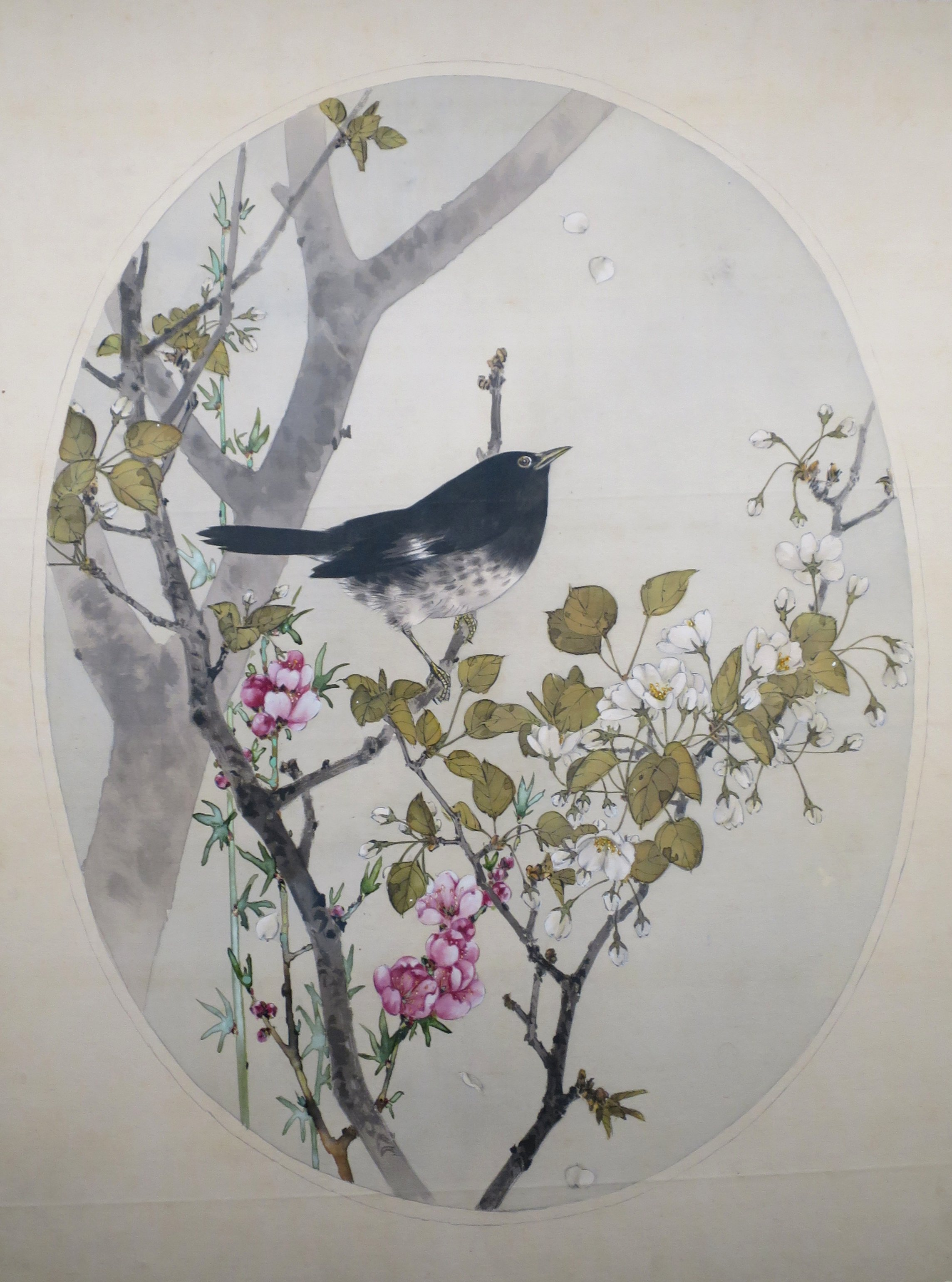the japanese quince by john galsworthy